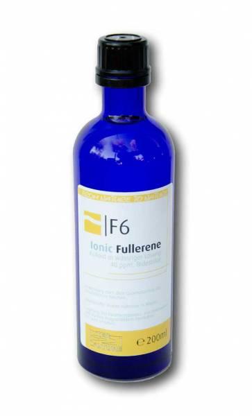 Fullerene F6 200ml - als Kolloid perfekt bioverfügbar