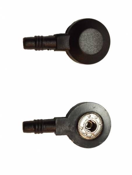 Druckknopf-Adapter von 2mm-Stecker auf 4mm-Druckknopf