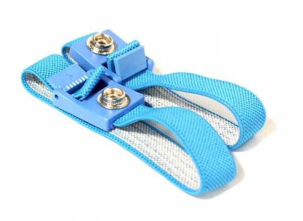 Paar Handgelenk-Manschetten aus Stoff für Diamond Shield Zapper