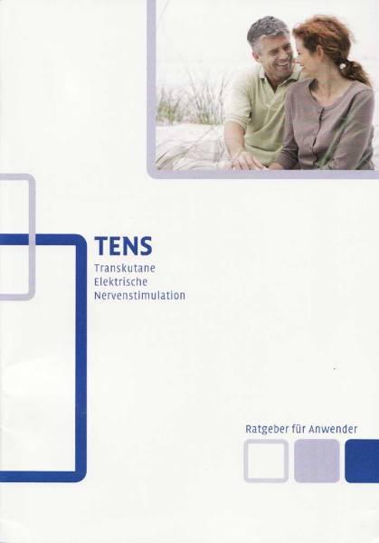 BUCH Ratgeber zur TENS-Behandlung - Schmerztherapie zu Hause