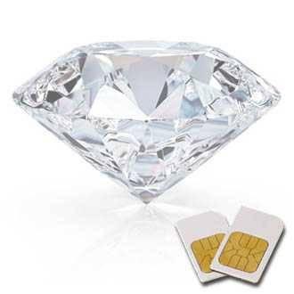 Frequenz-Chipcard CRYSTAL für Zapper Diamond Shield nach Hulda Clark