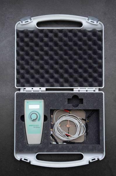 Vorschau: Therapiegerät VegetBalance im Koffer