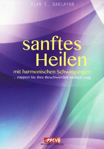 BUCH Alan Baklayan: Sanftes Heilen mit harmonischen Schwingungen