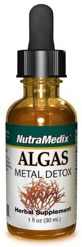 Schwermetallausleitung mit Algen nach Dr Klinghardt