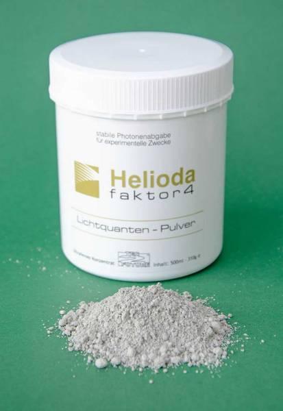 Vorschau: Biophotonen-Lichtquanten-Pulver Helioda mit Pulver