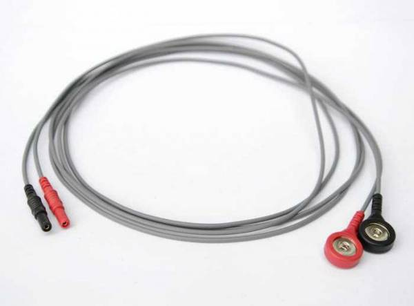Ein Paar Kabel für Zapper Biowave nach Hulda Clark