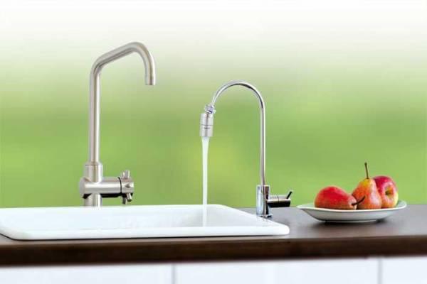 Vorschau: Wasserhahn Novara für Wasseraufbereitung mit Wasserfilter System