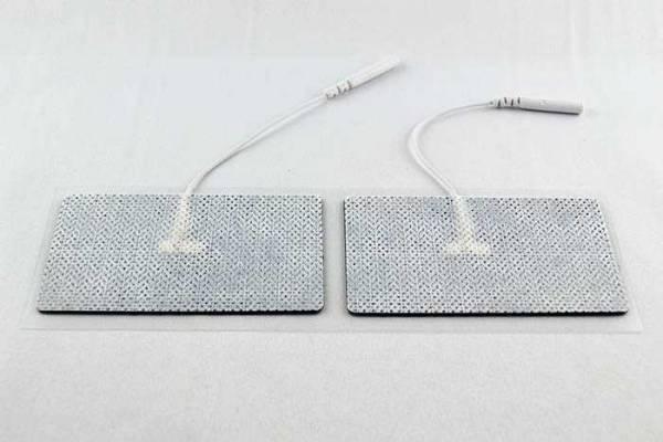 4 Klebe-Elektroden medium für VegetBalance