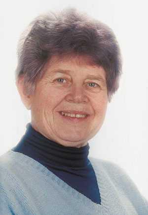 Portrait von Hulda Clark