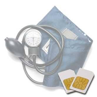 Chipkarte BB für Zapper Diamond Shield nach Hulda Clark