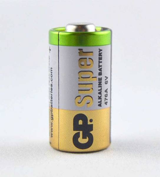 Photobatterie 6Volt für galvanischen Feinstrom