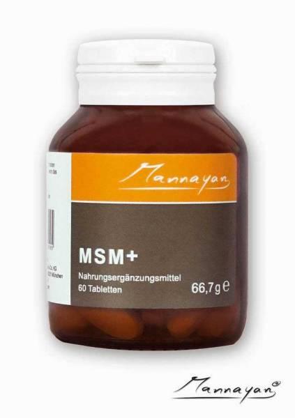 MSM-Kapseln kaufen - vielfältige positive Wirkung