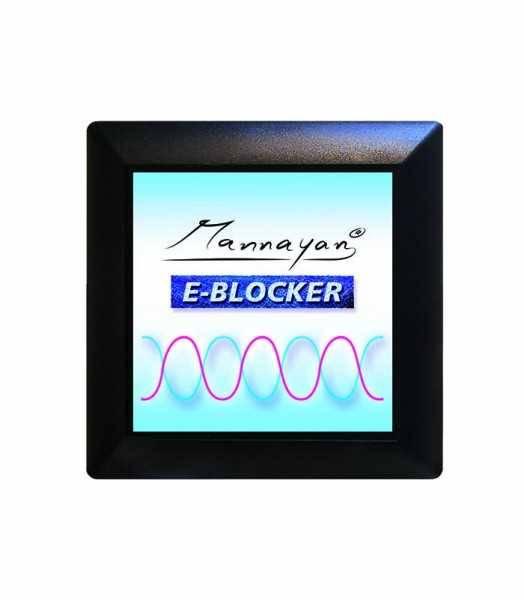 Vorschau: Der E-Blocker schützt Sie zu Hause vor Elektrosmog