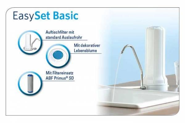 Vorschau: Auftisch Wasserfilter Gehäuse ALVITO Easy Basic - Wasseraufbereitung zu Hause
