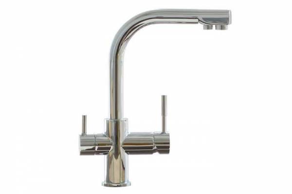 Vorschau: 3-Wege-Armatur Verona für Wasseraufbereitung mit Wasserfilter System