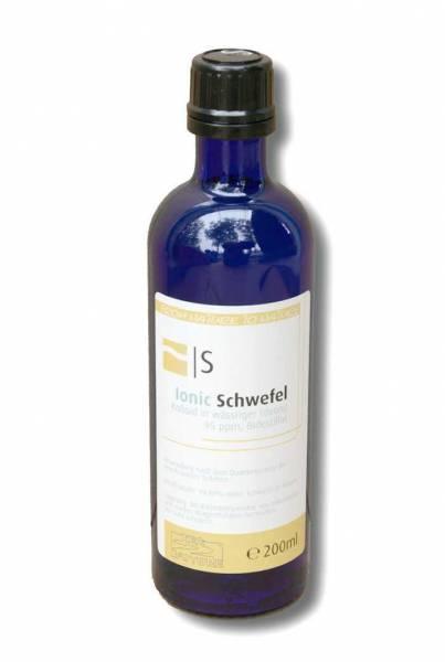 Vorschau: Kolloidaler Schwefel 200ml - als Kolloid perfekt bioverfügbar