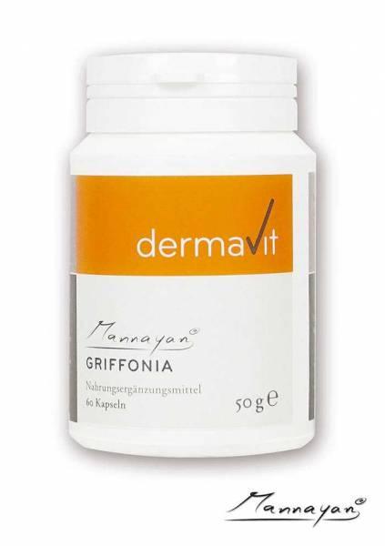 Griffonia liefert den Baustein für das Glückshormon Serotonin