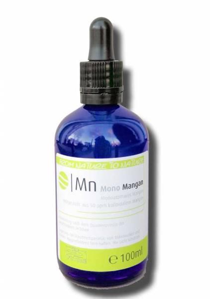 Monoatomisches Mangan 100ml - für Geist und Psyche